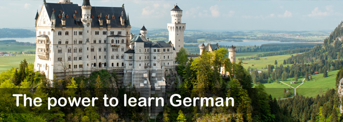 The Power to Learn German