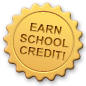 Earn School Credit